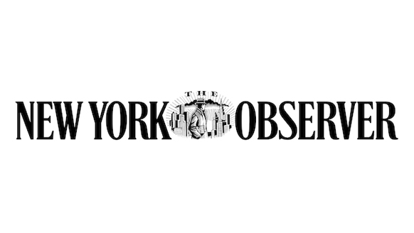 OBSERVER NEW YORK. VERONICA BOND. A BOND AFFAIR.