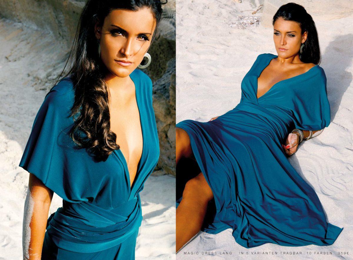 Strandkleid Abendkleid Magic Dress lang