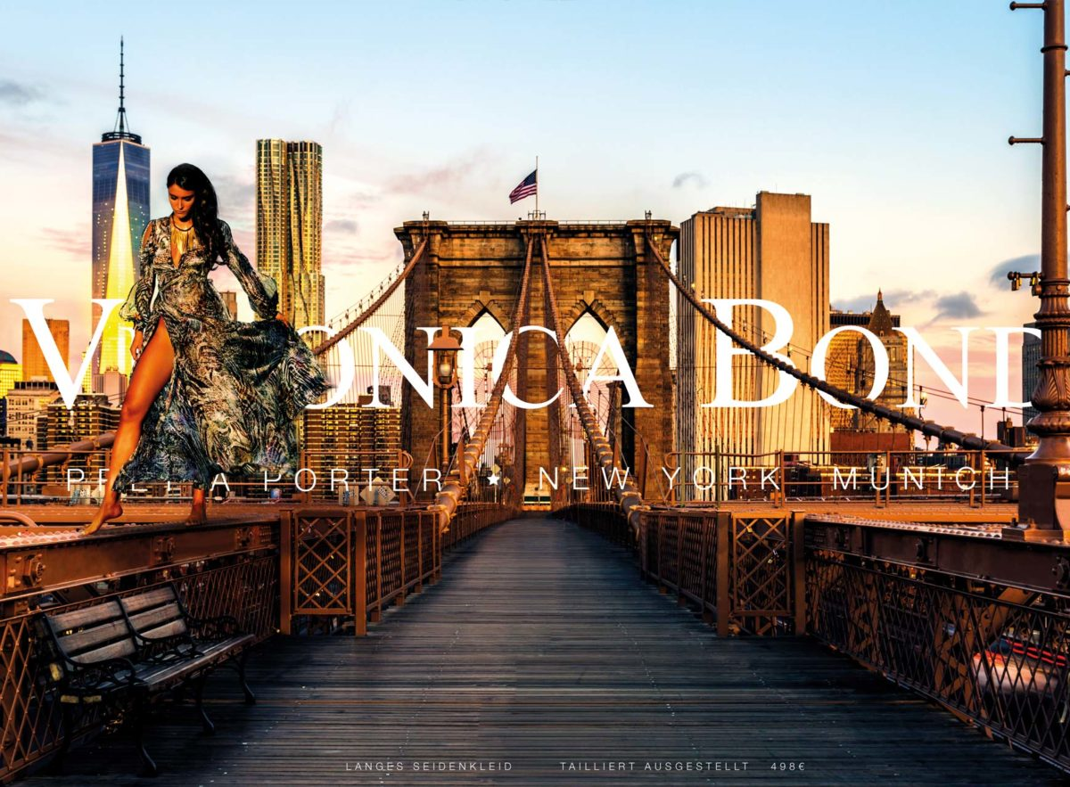 Strandkleid Abendkleid Seidenkleid NY